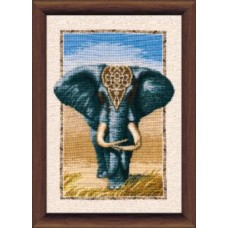 Набор для вышивания 289 Африканский слон