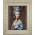 Чаривна Мить 369 Портрет графини де Бофор