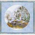 Чаривна Мить 370 Зимний пейзаж