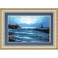 Чаривна Мить 380                       Синее море