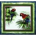 Чаривна Мить 426 Попугаи