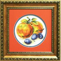 Чаривна Мить 442 Сливы с яблоками