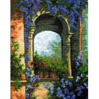 Чаривна Мить 457 Цветочная арка