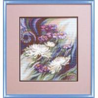 Чаривна Мить 458 Хризантемы