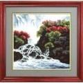 Чаривна Мить 485 Весенний водопад
