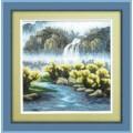 Чаривна Мить 486 Осенний водопад