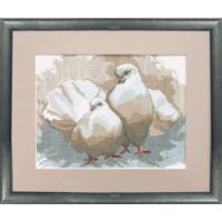 Чаривна Мить 503 Любовь и голуби