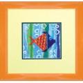 Чаривна Мить А-057 Рыбка красная