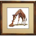 Чаривна Мить А-064                     Жирафы