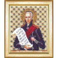 Чаривна Мить Б-1168 Икона Святой праведный воин Феодот Ушаков