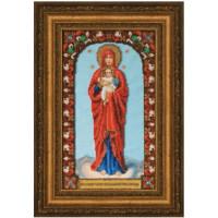 Чаривна Мить Б-1227 Икона Божьей Матери Валаамская