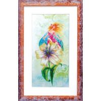Чаривна Мить Б-543 Цветочная фея. Лилия