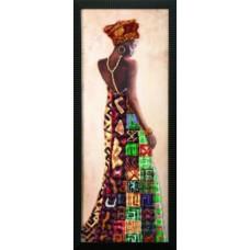 Набор для вышивания Б-703 Африканская принцесса