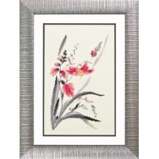 Набор для вышивания М-113 Аленький цветочек