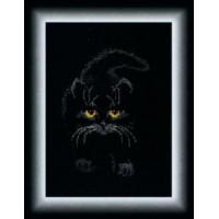 Чаривна Мить М-142 Черный кот