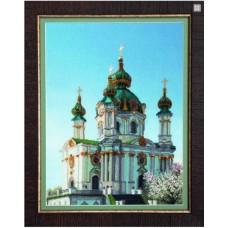 Набор для вышивания РК-072 Андреевская церковь