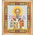 Чаривна Мить СБИ-100 Именная икона святой апостол Родион. Схема для вышивания бисером