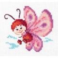Чудесная игла 10-27 Бабочка