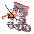 Чудесная игла 15-06 Котенок-музыкант
