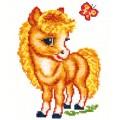 Чудесная игла 18-02                     Веселая лошадка