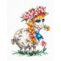 Чудесная игла 18-81 Красавица овечка