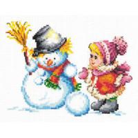 Чудесная игла 33-14 Зимние забавы