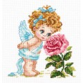 Чудесная игла 35-09 Ангел нашего счастья