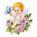 Чудесная игла 35-19 Ангел нашей любви