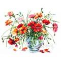 Чудесная игла 40-39 Маков цвет