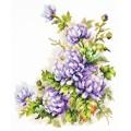 Чудесная игла 40-58 Хризантемы