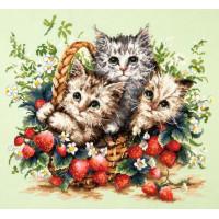 Чудесная игла 58-12 Милые созданья