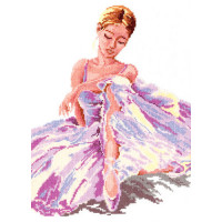 Чудесная игла 65-01 Балерина