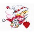 Чудесная игла 80-07  Дорогому сердцу
