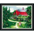 Design Works 2342 Red Barn (Красный амбар)