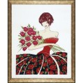 Design Works 2434 Rosa (Роза)