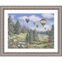 Design Works 2700 Balloon Sky (Шары в небе)
