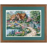 Dimensions 02461 Cottage Retreat (Уединенный коттедж)