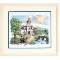 Dimensions 03227                 Country Church (Деревенская церковь)