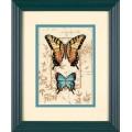 Dimensions 06234                 Butterfly Duo (Дуэт бабочек)