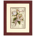 Dimensions 06236 White Magnolias (Белые магнолии)