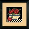Dimensions 07191                 A bowl of apples (Ваза с яблоками)