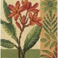 Dimensions 07227 Tropical Floral (Тропические растения)