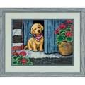 Dimensions 20014                 Patient Puppy (Терпеливый щенок)