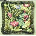 Dimensions 20033                 Island Leaves and Flowers (Тропические цветы и листья)