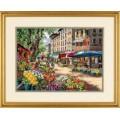 Dimensions 35256 Paris Market (Рынок в Париже)