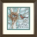 Dimensions 65076 Robin s Nest (Гнездо малиновки)