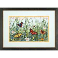 Dimensions 70-35271 Field of Butterflies (Поле бабочек)