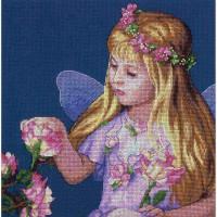 Dimensions 35297 Rose Fairy (Фея цветов)