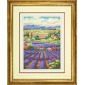 Dimensions 35299 Fields of Lavender (Лавандовые поля)