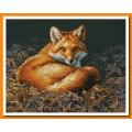 Dimensions 35318 Sunlit Fox (Лиса в лучах солнца)